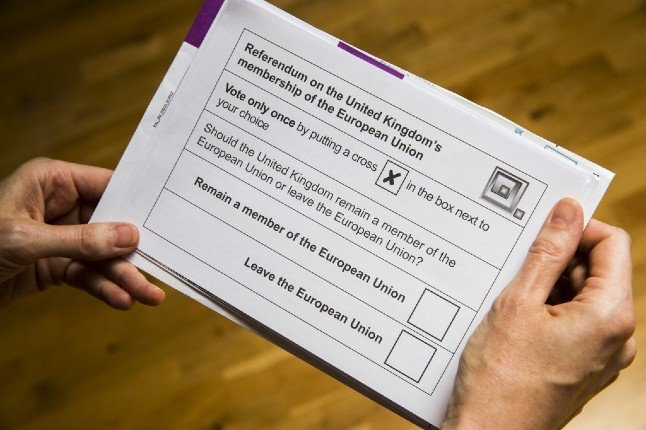 OPINION: We moved abroad, but we should still get our vote