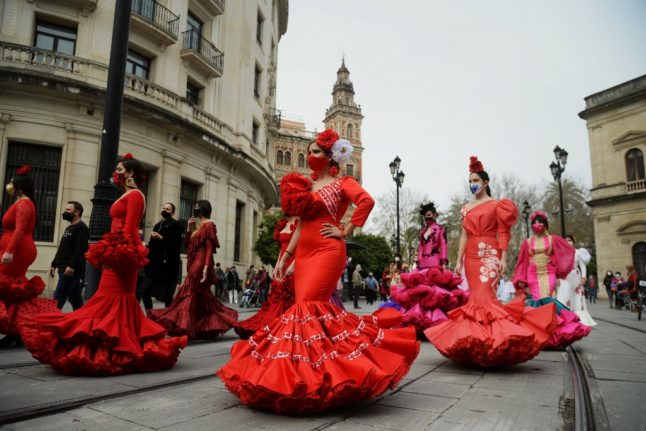 A year of the Covid-19 pandemic in Spain: 16 unforgettable photos