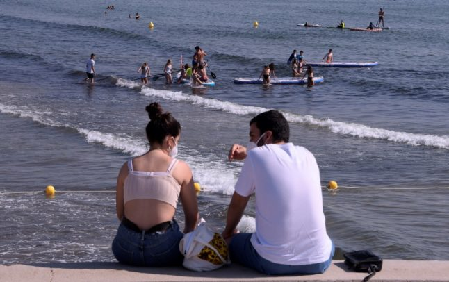 Valencia region resists fourth wave as most of Spain sees infections spike