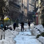 Spain trims GDP forecast for 2021 as Covid restrictions and record snownall hit economy