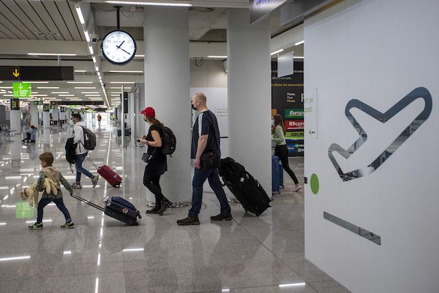 Spain will allow EU travellers with vaccine passports to sidestep Covid tests and quarantines