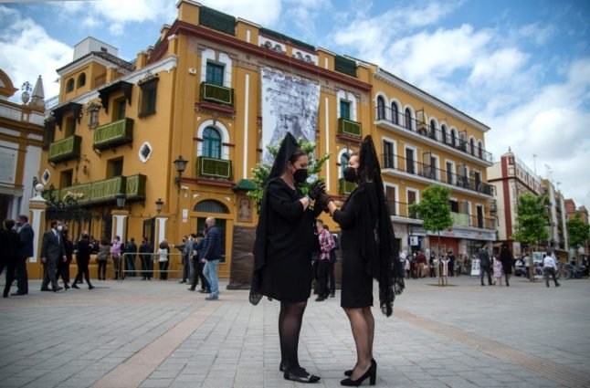 How are Spain's regions coping with infection rates after Easter?