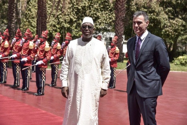Spain and Senegal pledge joint fight against illegal immigration