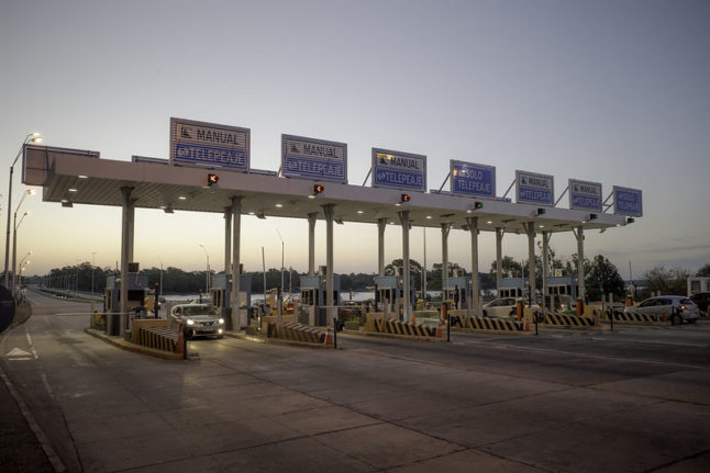 Will driving in Spain soon be dominated by paying motorway tolls?