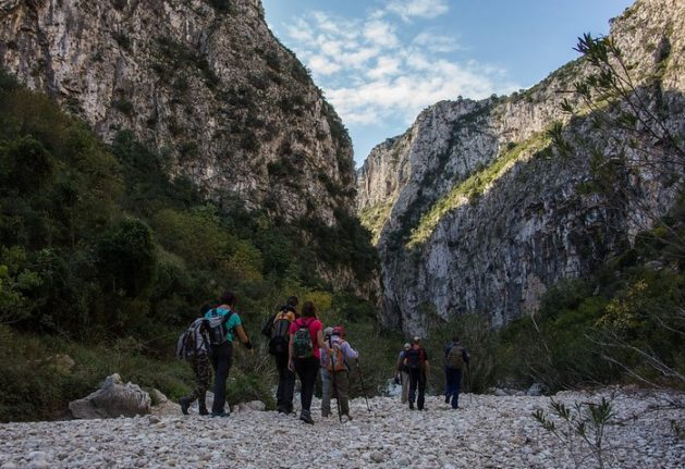 Spain's Alicante aims to limit hiking and ban outdoor sports in iconic nature spots