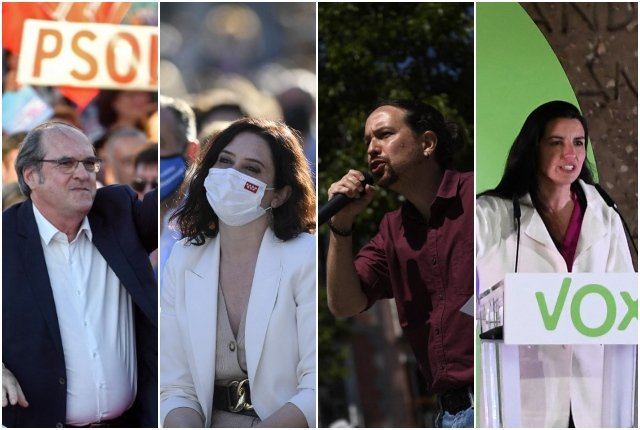 FOCUS: Why Madrid's regional elections are so important to Spanish politics