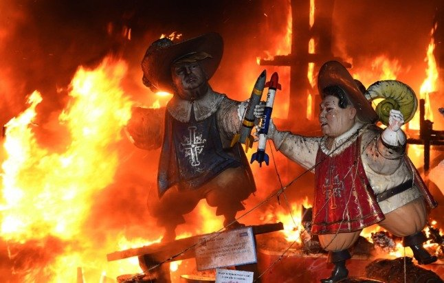 CONFIRMED: Valencia will hold its Fallas fire festival in September 2021