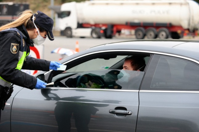 EXPLAINED: What the licence exchange extension means for British drivers in Spain