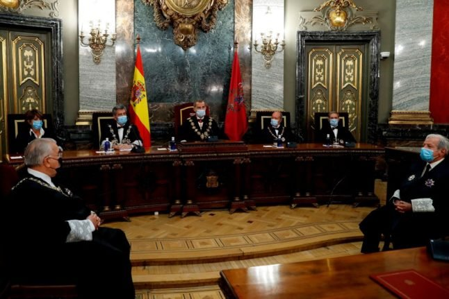'It's irresponsible': Why Spain's judges oppose govt's handling of end of state of alarm