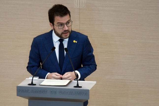 Catalan separatist parties agree to form new government