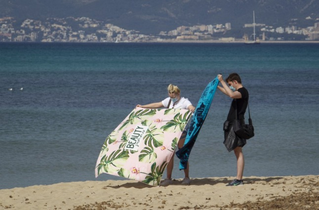 Spain doesn't make Scotland's 'green' list for quarantine-free travel either