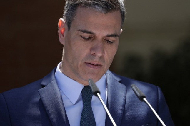 PM decries 'cruelty' of Spain's domestic violence after five murders in a week