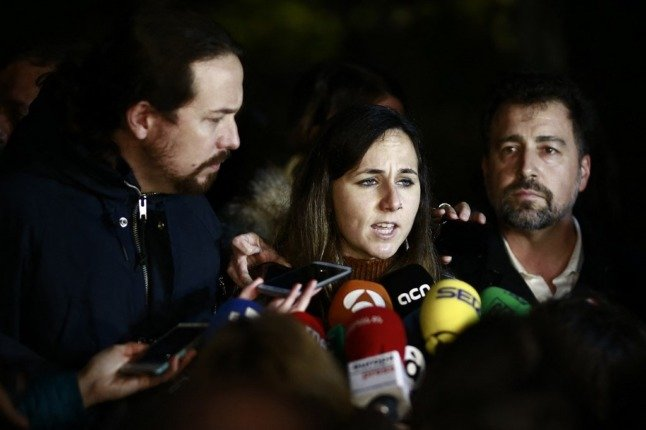 Spain's Podemos party names new head after Pablo Iglesias departure
