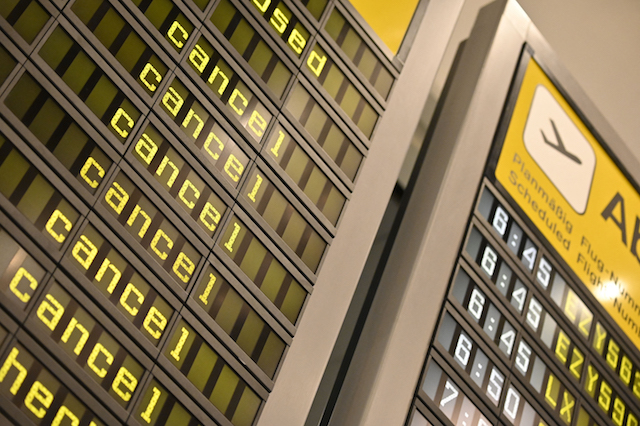 Why are so many flights between Spain and UK getting cancelled?