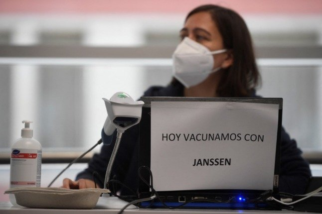CONFIRMED: Spain approves Johnson & Johnson one-dose vaccine for under 50s