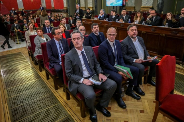 FOCUS: What next for Spain after PM's pardon of jailed Catalan separatists?