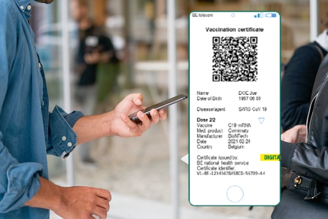 How to get a Digital Covid Certificate for travel from Spain to the EU