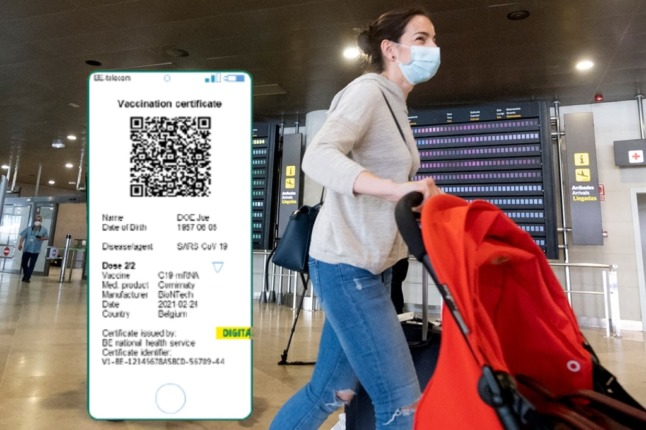 How to get a Digital Covid Certificate for travel in Spain's Valencia region