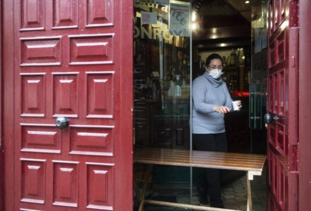 Galicia becomes first region in Spain to require Covid 'health pass' to access bars, restaurants