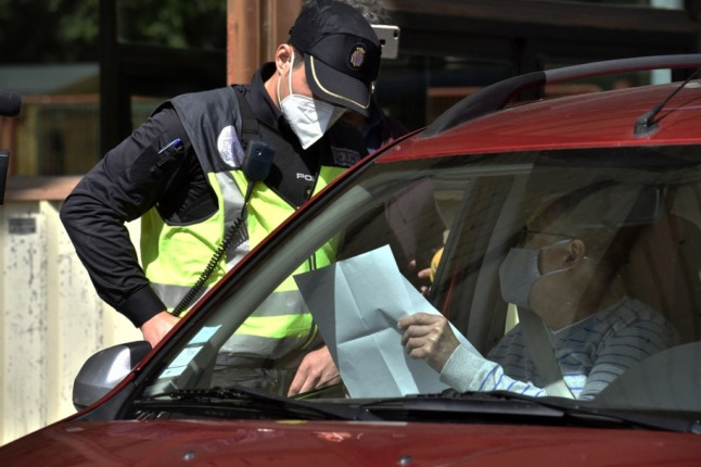 Q&A: How to appeal or claim back fines issued during Spain's state of alarm