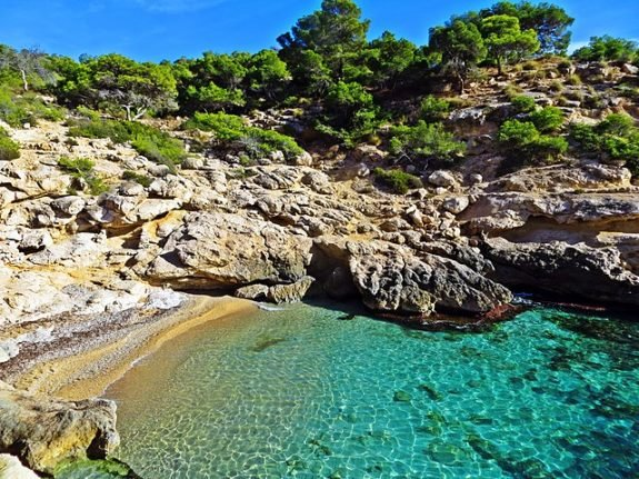 Beat the crowds: 10 hidden beaches and coves along Spain's Costa Blanca