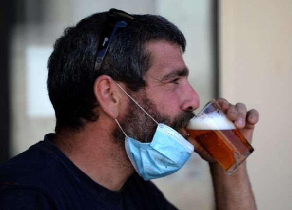 Spain has second highest rate of daily alcohol drinkers in EU