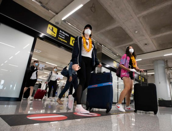 Spain remains on amber list but new test recommendations apply for travel to UK