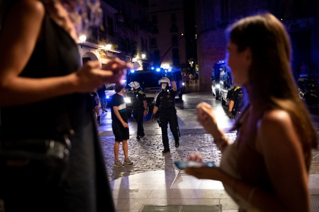 Spanish court rejects bid to reimpose Barcelona Covid curfew