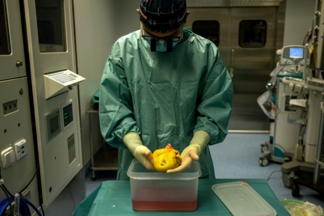 How Covid is complicating the race against time for Spain's transplant patients
