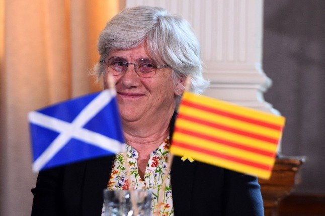 Scotland drops case on extraditing Catalan separatist to Spain