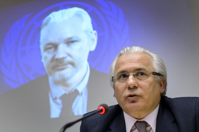 UN committee slams Spain for 'arbitrary' trials of former judge