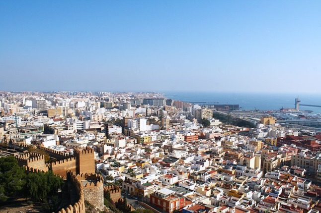 Which city in Spain has the cleanest air?
