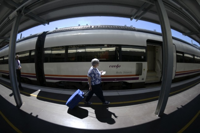 Train strike in Spain: What you need to know