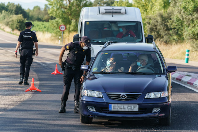 Driving in Spain: How to find out if you've been fined or given points on your licence