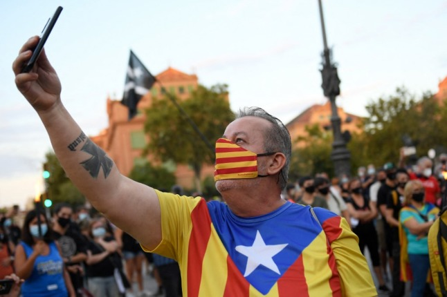 FOCUS: Is Catalonia's independence movement down but not out?