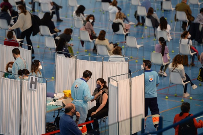 CONFIRMED: Spain announces 70 percent of its population is fully vaccinated against Covid