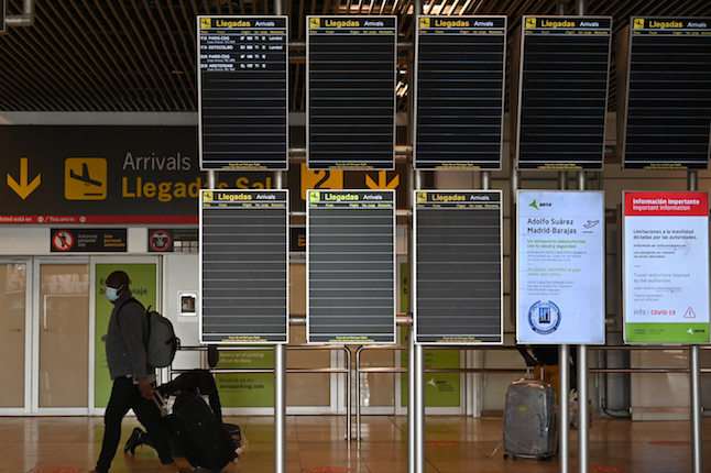Spain extends restrictions on non-essential travel from most non-EU countries until October