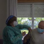Elderly in Spanish care homes to receive third dose of Covid-19 vaccine