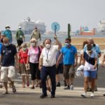 Spain posts record drop in summer unemployment as tourists return