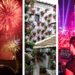 What events are happening across Spain in October 2021?