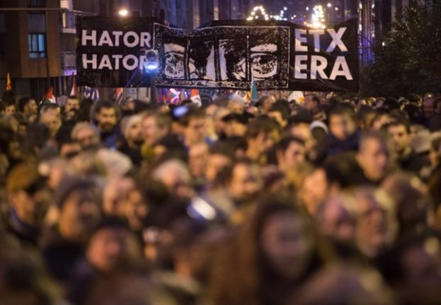 Wounds linger in Spain's Basque Country a decade after ETA ended armed struggle
