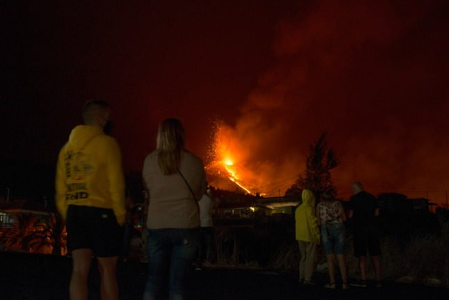 'This is my land': Canary volcano zone residents flee danger but want to stay on