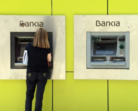 Spanish banks' ATMs are disappearing or being replaced: What you need to know